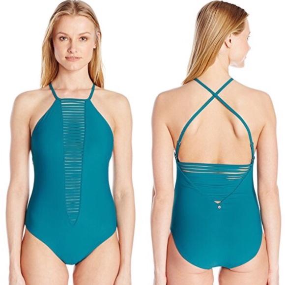 082b915ce3393d Red Carter Swim   New Splice Dice One Piece Suit   Poshmark